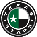 Texas Stars 2015 16-Pres Secondary Logo decal sticker