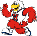 Hartford Hawks 1995-Pres Mascot Logo 08 decal sticker