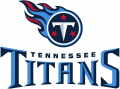 Tennessee Titans 2018-Pres Wordmark Logo decal sticker