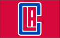 Los Angeles Clippers 2015-2016 Pres Jersey Logo iron on sticker