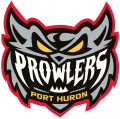 Port Huron Prowlers 2015 16-Pres Primary Logo decal sticker