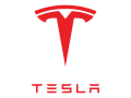 Tesla Logo 01 iron on sticker