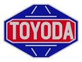 Toyota Logo 05 iron on sticker