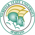 N-R_Norfolk State Spartans2005-Pres Primary Logo decal sticker