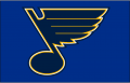 St. Louis Blues 2008 09-Pres Jersey Logo decal sticker