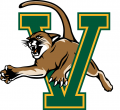 Vermont Catamounts 1998-Pres Primary Logo decal sticker