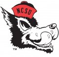 North Carolina State Wolfpack 2000-2005 Alternate Logo 03 decal sticker