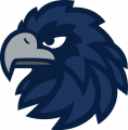 Monmouth Hawks 2014-Pres Partial Logo decal sticker