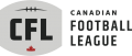 Canadian Football League 2016-Pres Alternate Logo decal sticker