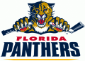 Florida Panthers 2009 10-2015 16 Wordmark Logo iron on sticker