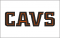 Cleveland Cavaliers 1997 98-1998 99 Jersey Logo decal sticker