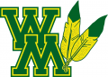 William and Mary Tribe 1974-2003 Primary Logo decal sticker