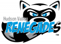Hudson Valley Renegades 2013-Pres Primary Logo decal sticker