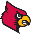 Louisville Cardinals 2013-Pres Primary Logo iron on sticker