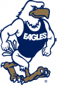 Georgia Southern Eagles 2004-Pres Mascot Logo iron on sticker