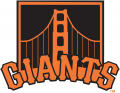 San Francisco Giants 2015-Pres Alternate Logo decal sticker