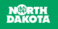 North Dakota Fighting Hawks 2012-2015 Wordmark Logo 02 iron on sticker
