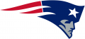 New England Patriots 1993-1999 Primary Logo decal sticker