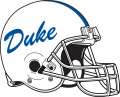 Duke Blue Devils 1981-1993 Helmet Logo decal sticker