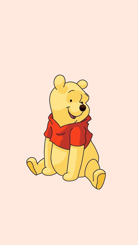 Disney Pooh Logo 33 decal sticker